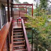Outdoor Deck and Walkway